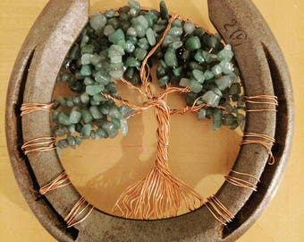Custom Ordering for the Horseshoe Tree of Life