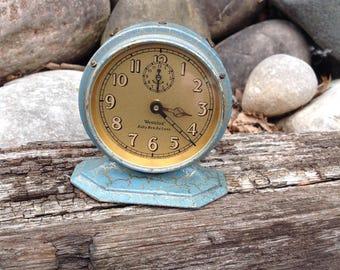 Vintage Westclox Baby Ben DeLuxe Alarm Clock