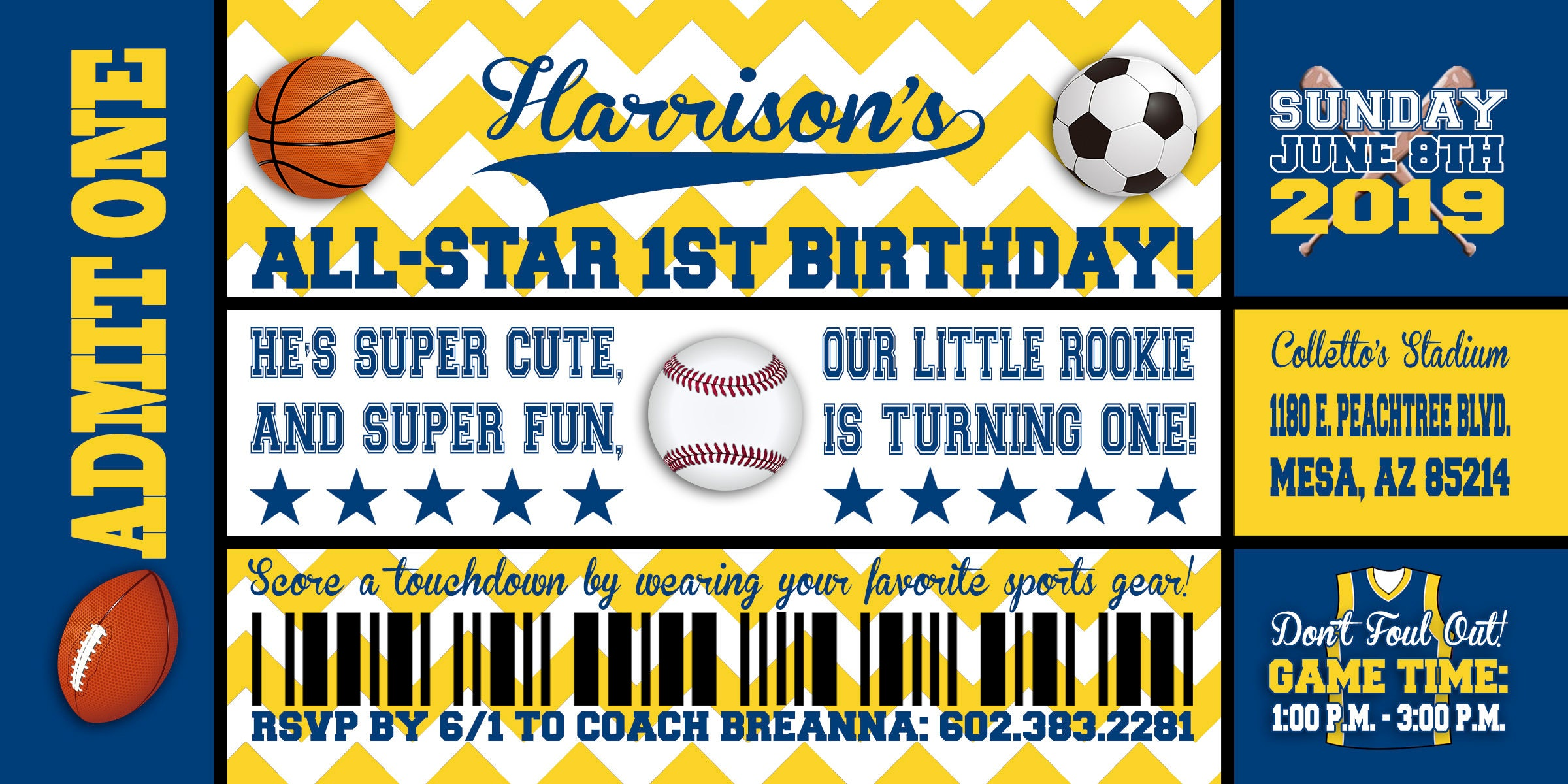 Sports birthday invitation first birthday baseball invitation soccer sports birthday invitation first birthday baseball invitation soccer invitation football invitation basketball invitation filmwisefo Image collections