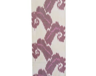 Sale! Ikat Fabric, Ikat Fabric by the yard, Hand Woven Fabric, Cf112
