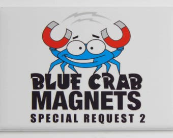 Blue Crab Magnets Special Request 2