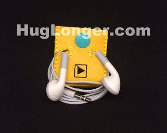 ITH Ear bud Holder HL2049 embroidery file Earbud