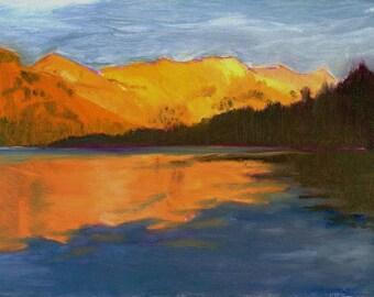 Yosemite Lake View