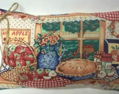 Apple Pillow Apple A Day Kitchen Decor