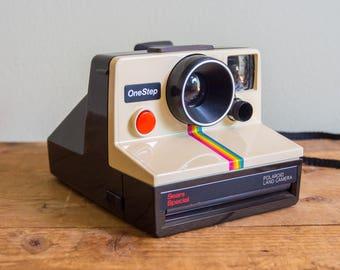 Polaroid One Step Sears Special, One Step Special, Polaroid, Sear Special, Instant Film, Film, Vintage Camera, SX-70, Polaroid, 1970's, Art