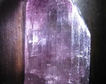 Pink Tourmaline crystal  - Jewelry - free shipping usa