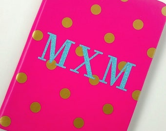 Personalized Journal/Diary/Notebook