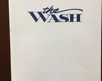 Movie Press Kit, The Wash by Philip Kan Gotanda
