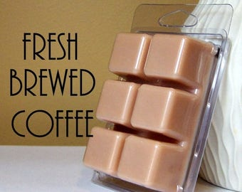 ON SALE - Coffee Scented Soy Wax Tarts Melts