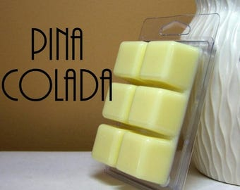 ON SALE - Pina Colada Scented Wax Melt