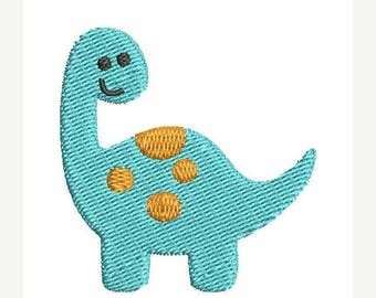 25% OFF Mini Dinosaur Embroidery Design - Instant Download