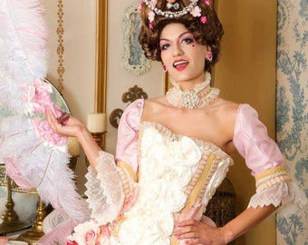 Shelly Colquitt Payment plan Marie Antoinette Costume 1 of 3