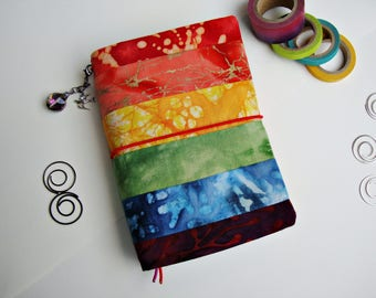 Rainbow Notebook Cover