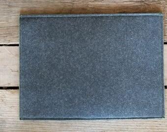 Felt Tablet Sleeve (Large) // iPad Air, iPad Air 2