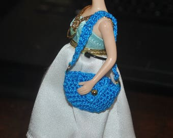 Adorable Hand Crocheted Handbag for Dawn/Pippa