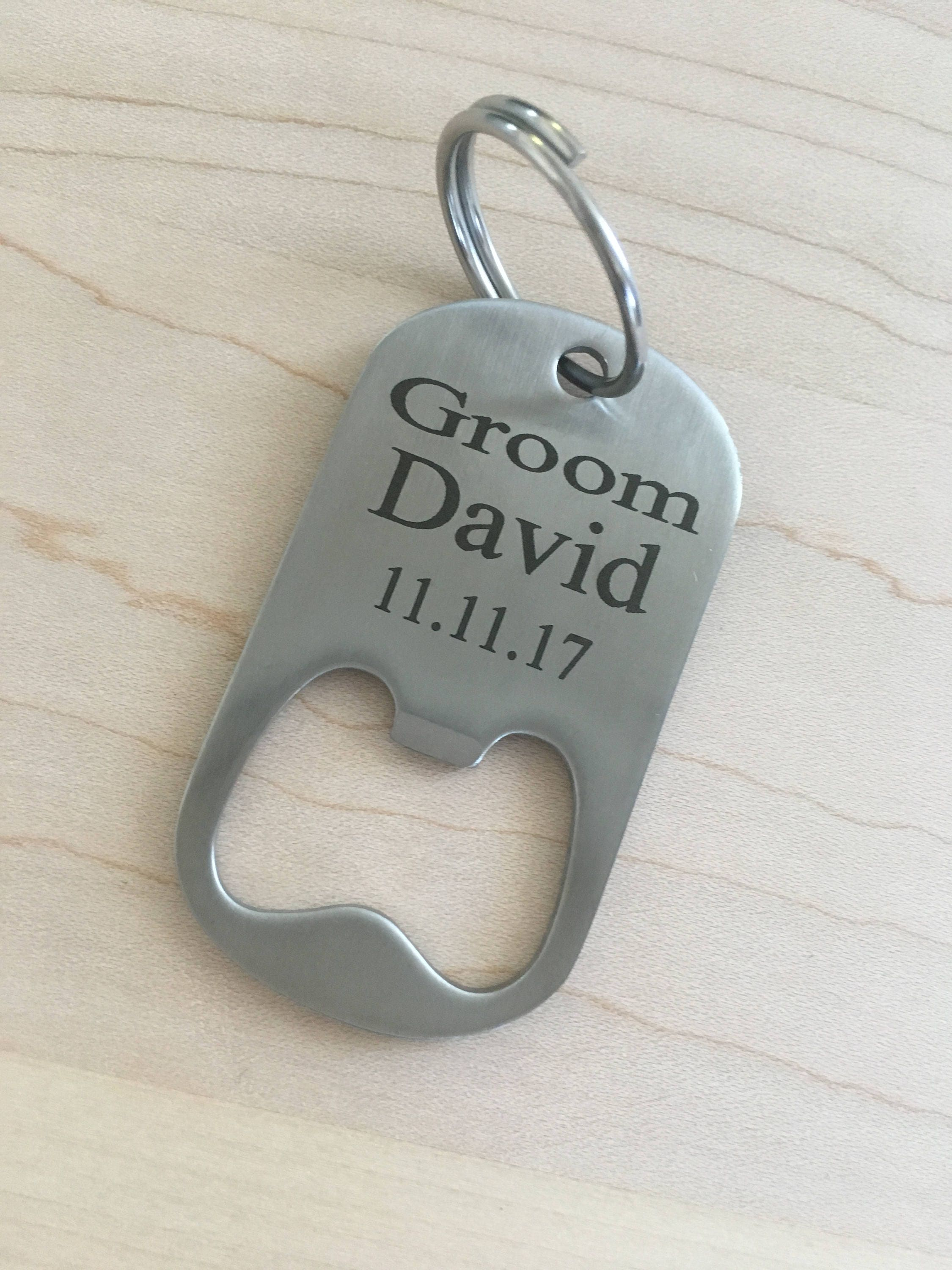 personalized bottle opener key chain bottle opener laser. Black Bedroom Furniture Sets. Home Design Ideas