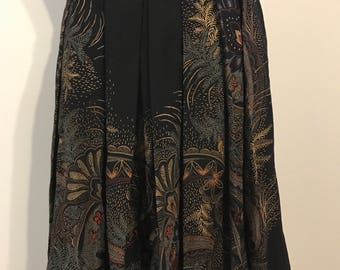 Beautiful italian 1970s skirt