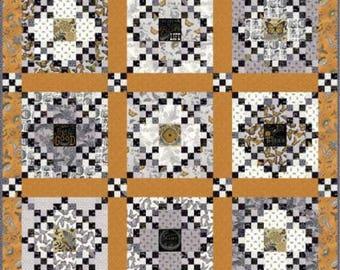 Moda - Bee Inspired Pre-cut Quilt Kit 66x66