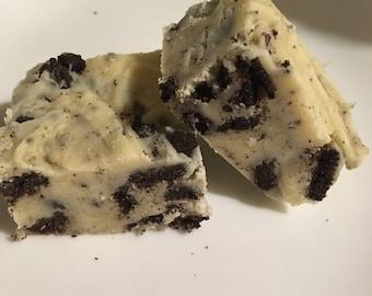 Cookies and Cream Fudge 1lb