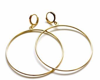 Cade Hoop Earrings