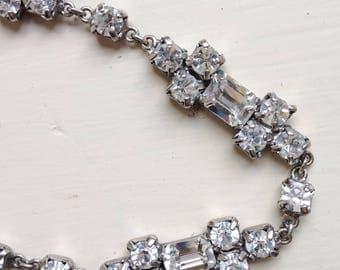 Vintage Paste Necklace