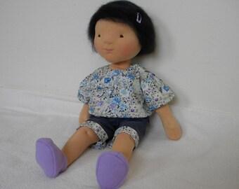 Sara 19 inch/50 cm waldorf doll