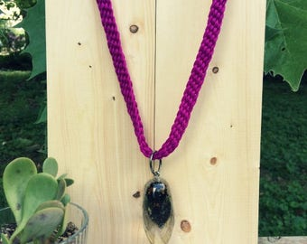 Cicada Drop Necklace