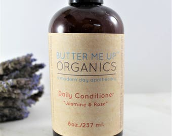 Organic Daily Conditioner