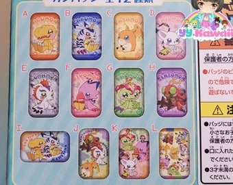 Custom Decoden 2D Digimon inspired phone case for iPhone 4/4s, 5, 6 6 Plus samsung galaxy and more