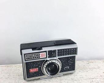 SUMMER SALE Vintage Kodak Instamatic 300 Camera