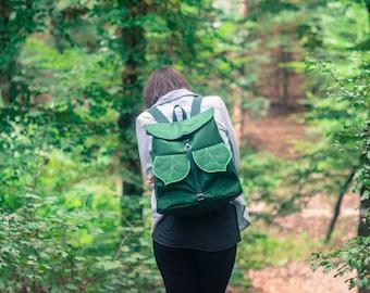 Make Your Own Bohemian Waterproof Backpack