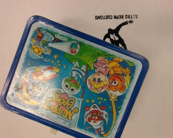 MUPPET BABIES lunch pail 80's