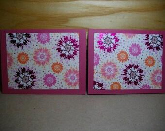 Foiled Blossom Bursts 8-Card Box