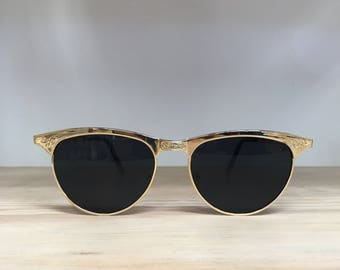Gold detailed vintage sunglasses
