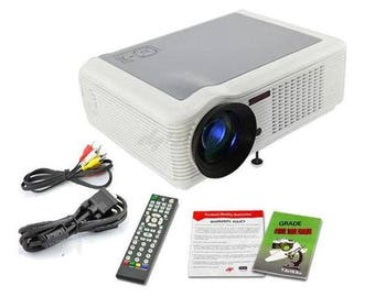 LED Projector HDMI Usb Home Cinema Projector System...FREE shipping!!