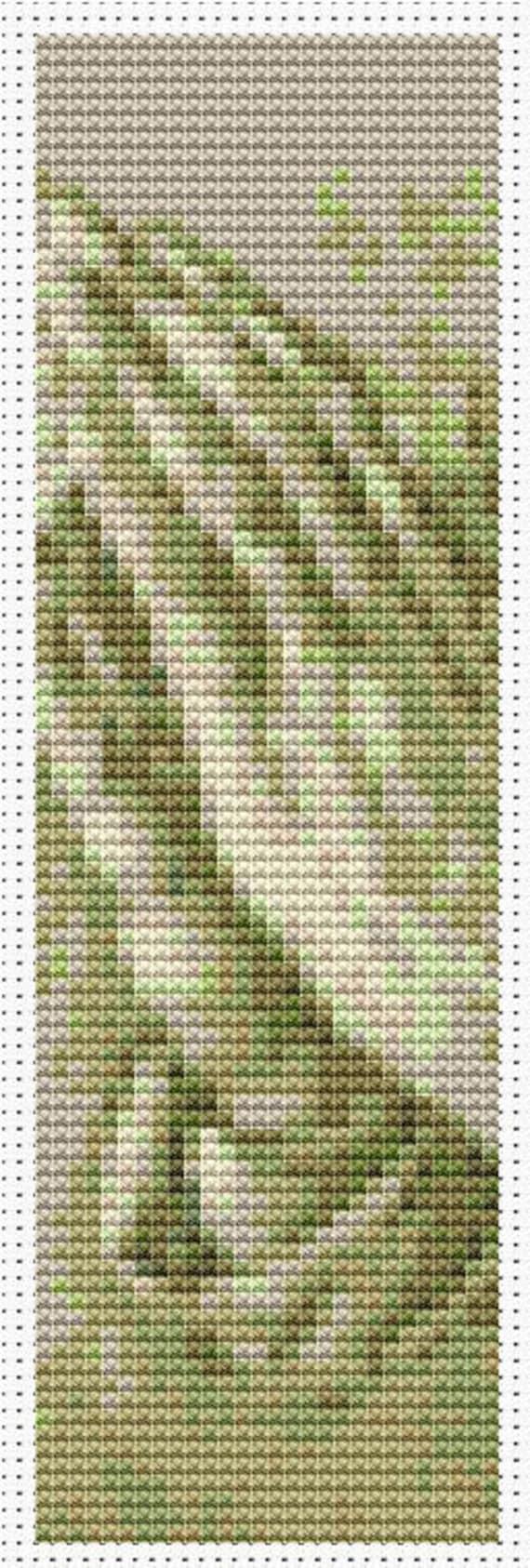 Praying Hands Bookmark Cross Stitch Kit Embroidery Kit