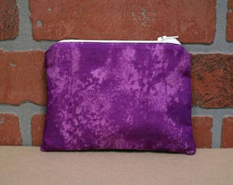 One Snack Sack, Reusable Lunch Bags, Waste-Free Lunch, Machine Washable, Purple, Back to School, School Lunch, item #SS76