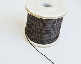5 m cotton waxed Brown 0.5 mm
