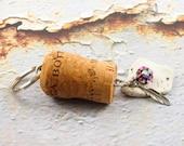 Beach key chain - Pretty ...