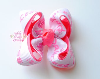 Pink Princess Basic Bow