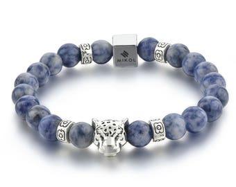 Laguna Blue Beaded Bracelet (Pre-Order)