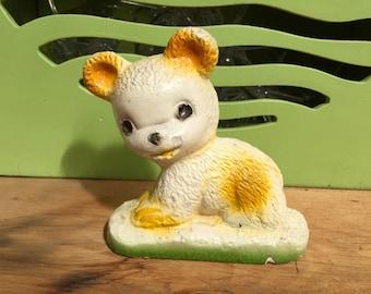 Vintage Bear Ornament