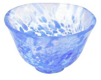From Japan Tsugaru Guinomi Sakazuki Glass Sake Cup