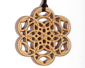 Flower of Life Ornament