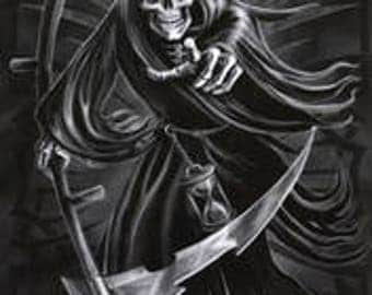 Santa Muerte Magic