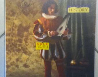 "Butterick Men'sHistorical Costume Pattern 4376  Size: 40-44, Chest  40""-44"", Waist 34""-39"", Hip 41""-45"""
