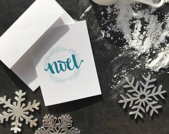 Noel // Holiday Card