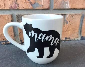 Mama Bear Coffee Mug - Coffee Mug