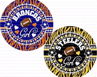 Football Zebra Bling Dots (3 Sheets) Bottle Cap Images 4x6 Bottlecap Collage Scrapbooking Jewelry Hairbow Center