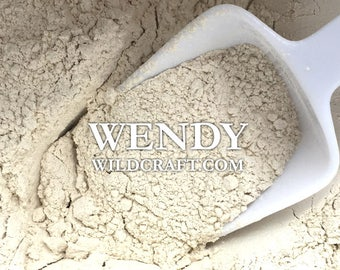 French White Clay Powder